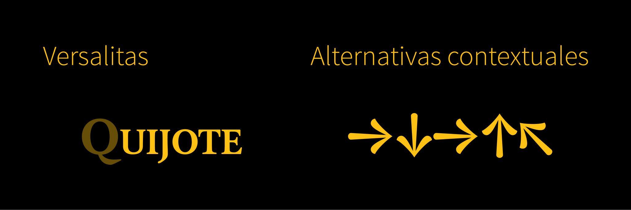 versalitas y alternativasa discrecionales