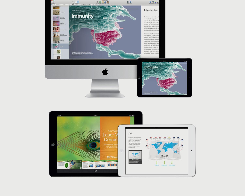 publicaciones digitales ibooks Rayitas Azules