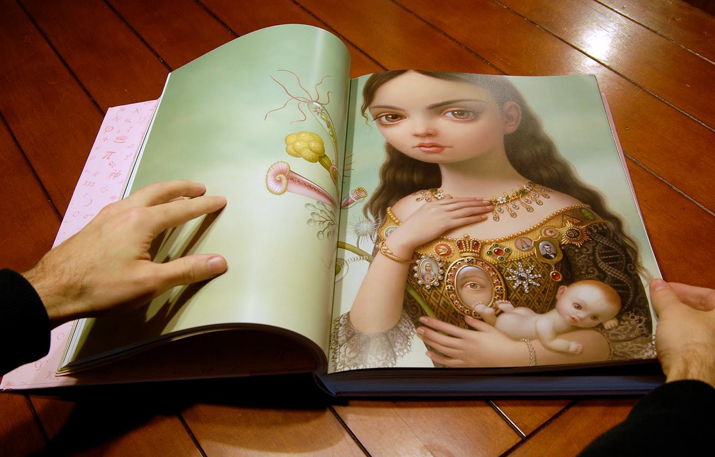 Libro con imagenes