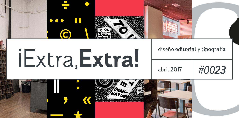 Extra Extra 23